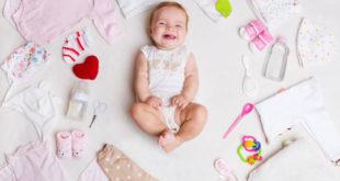 Abbigliamento essenziale per neonati