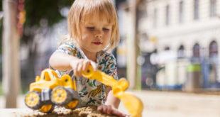 6 migliori attività fisiche per bambini dai 2 ai 5 anni