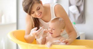 Il bagnetto del bambino: Cosa fare e cosa no