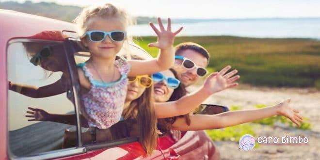 Consigli di base per viaggiare con un bambino