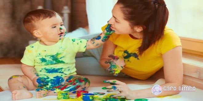 9 cose che divertono di più il vostro bambino
