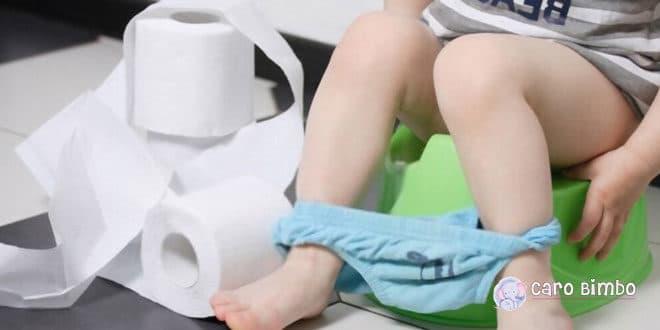 Diarrea nel bambino. cosa devo fare?