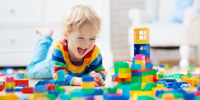 I migliori giocattoli per stimolare la loro immaginazione