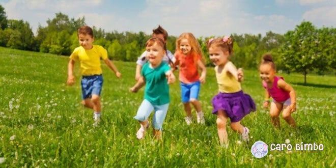 Giochi per bambini di 2-5 anni: 10 idee superdivertenti