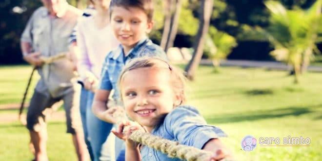7 idee per giocare con il tuo bambino tra i 5 e gli 8 anni