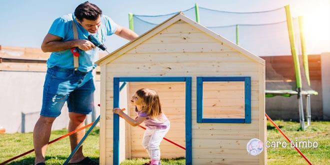 Qual è la migliore casette di legno per bambini?