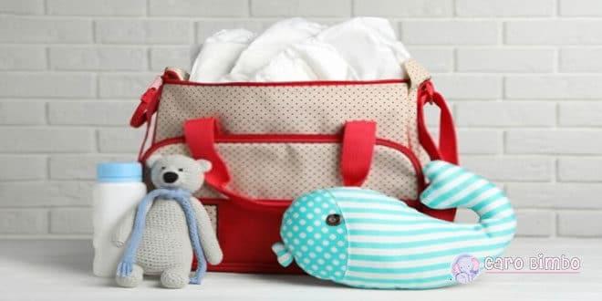 Le migliori Borse Fasciatoio per neonati