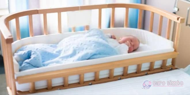 Le migliori culle fianco letto e co-sleeping
