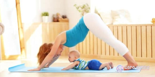 Quali sono i migliori esercizi per riprendersi dal parto?
