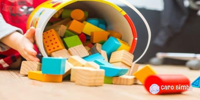 I migliori giocattoli per bambini da 0 a 24 mesi