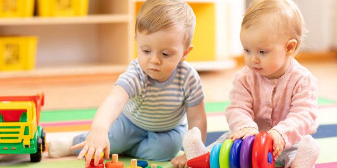I migliori giocattoli per bambini da 6 a 12 mesi