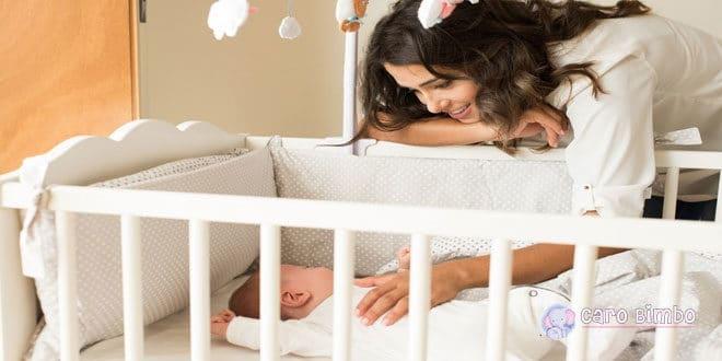 Le migliori mini culle per neonati