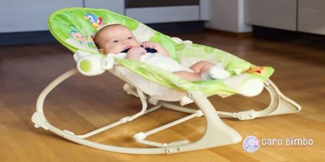 I migliori sdraietta neonati