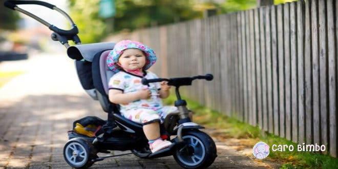 I migliori tricicli per bambini