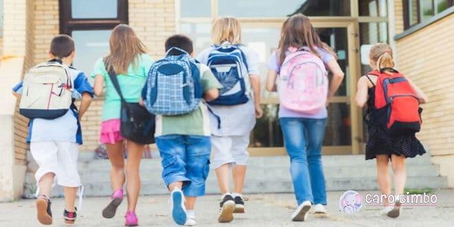 I migliori zaini scuola per bambini