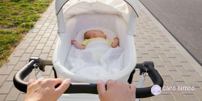I 3 modi migliori per trasportare il nostro bambino