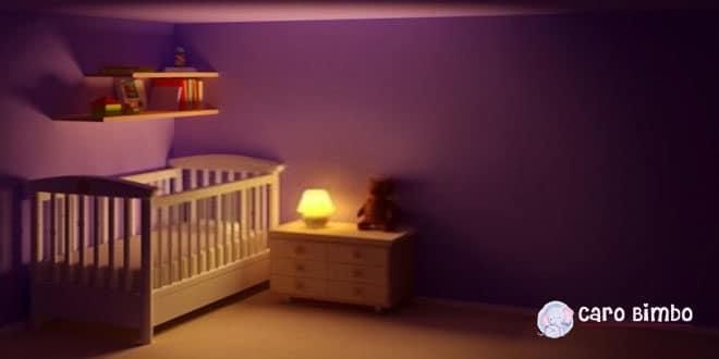 9 cose da non fare quando si decorare la camera del bambino