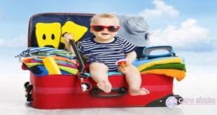 10 nozioni di base per viaggiare con il tuo bambino