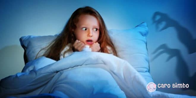 7 paure infantili più comuni e come aiutare i bambini a superarle