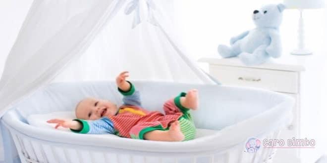 Perché il vostro bambino ha problemi a dormire?
