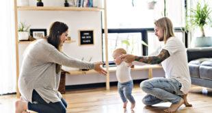 Primi passi del bambino: tutto quello che devi sapere