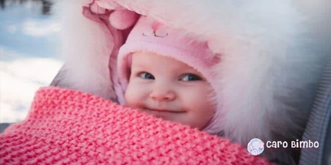 Consigli per proteggere il vostro bambino dal freddo in inverno