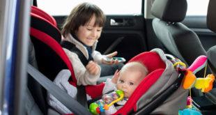 Seggiolini auto per bambini: rispettate la legge?