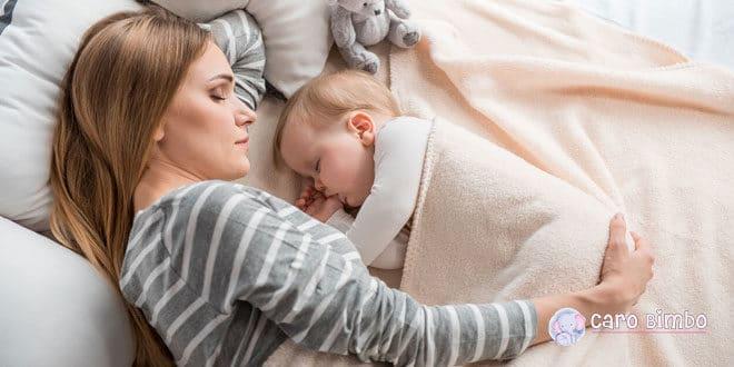 Sonnecchiare nei neonati: tutto quello che dovete sapere