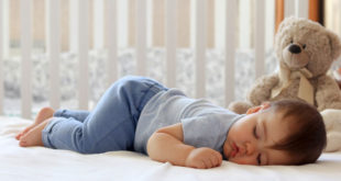 Tecniche per dormire un bambino che funziona