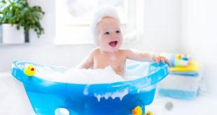 Consigli per l'acquisto della migliore vaschette da bagno per il vostro bambino
