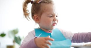 Have a two-year-old picky eater? It may not be your fault!