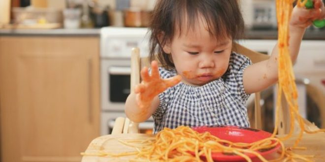 The Ultimate Guide to End Toddler Throwing Food