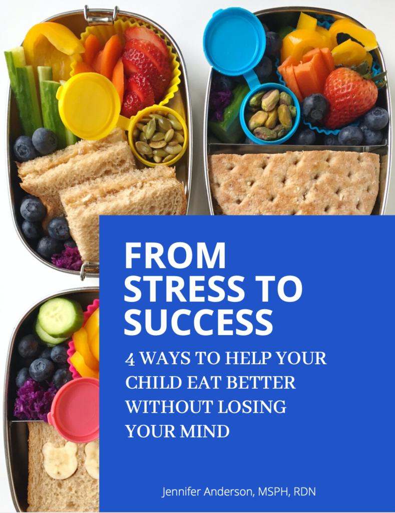 dallo stress al successo 4 modi per aiutare quando tuo figlio non mangia